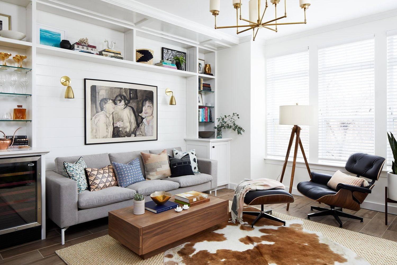 Дизайн гостиной 19 кв. м – как красиво обустроить комнату в панельном доме