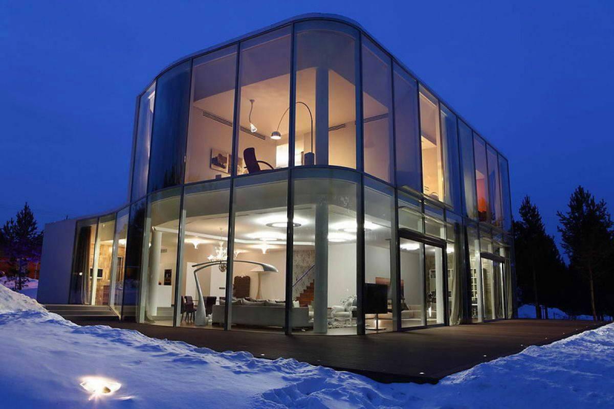 Стеклянная крыша (52 фото): прозрачная кровля из стекла для современных частных домов, проекты со светопрозрачной отделкой, выбор кровельных материалов