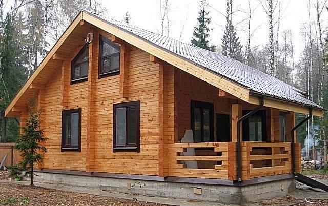Из чего построить дом: тонкости выбора — реальное время