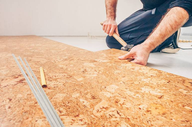 Деревянный пол: особенности укладки , ремонт, гидроизоляция, утепление.