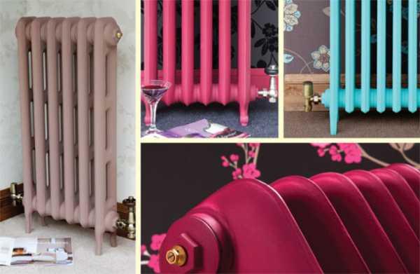Можно ли и как покрасить горячие радиаторы отопления?