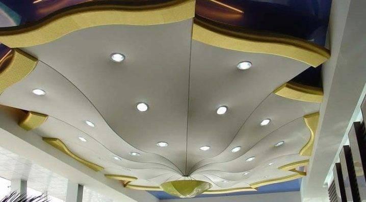 3d натяжные потолки: как сделать, варианты 3д потолков, с рисунком, звездное небо