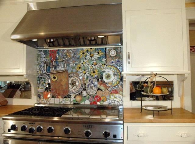Мозаика антонио гауди: из отходов в искусство - барселона тм