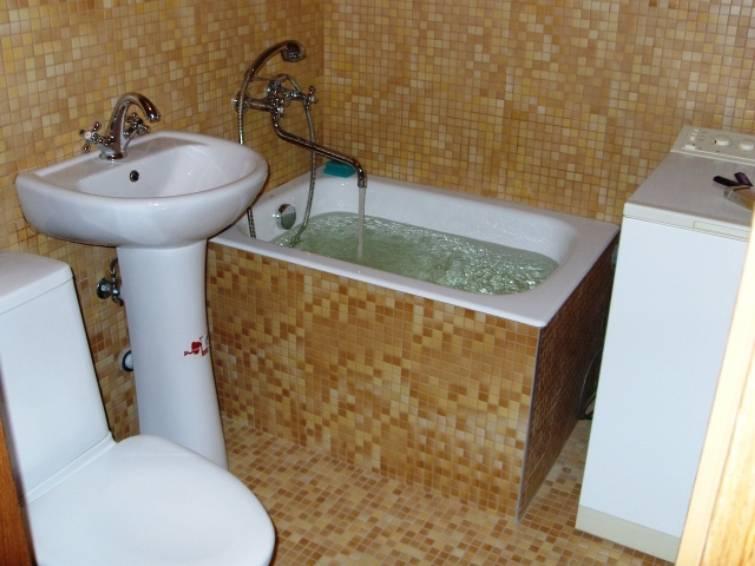 Размеры угловых ванн - 20 фото популярных моделей