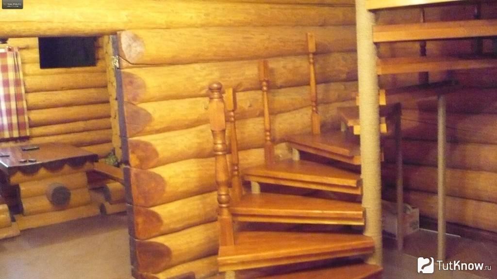 Как сделать лестницу на второй этаж. установка лестницы в бане на второй этаж деревянные лестницы в небольшом пространстве бани