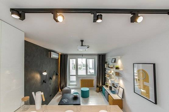 Оригинальные идеи освещения для комнаты в стиле лофт: дизайн светильников