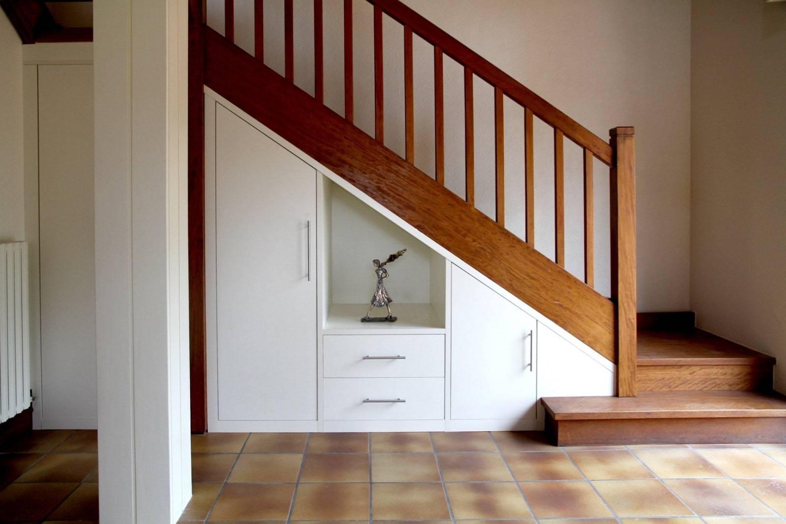Использование пространства под лестницей: фото практичных решений использование пространства под лестницей: фото практичных решений