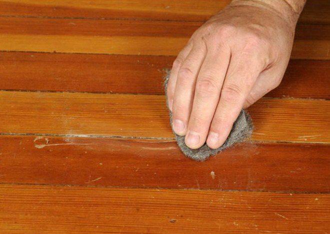 Ремонт и предотвращение повреждений ламината
