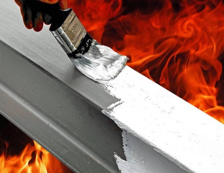 Термостойкая краска по металлу - состав и характеристики