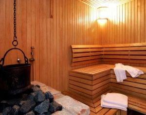 Тонкости оформления дизайна бани