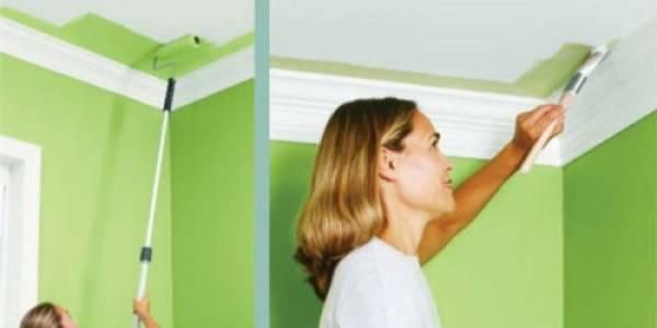 Расход краски на 1 кв. м поверхности стен: тонкости расчета