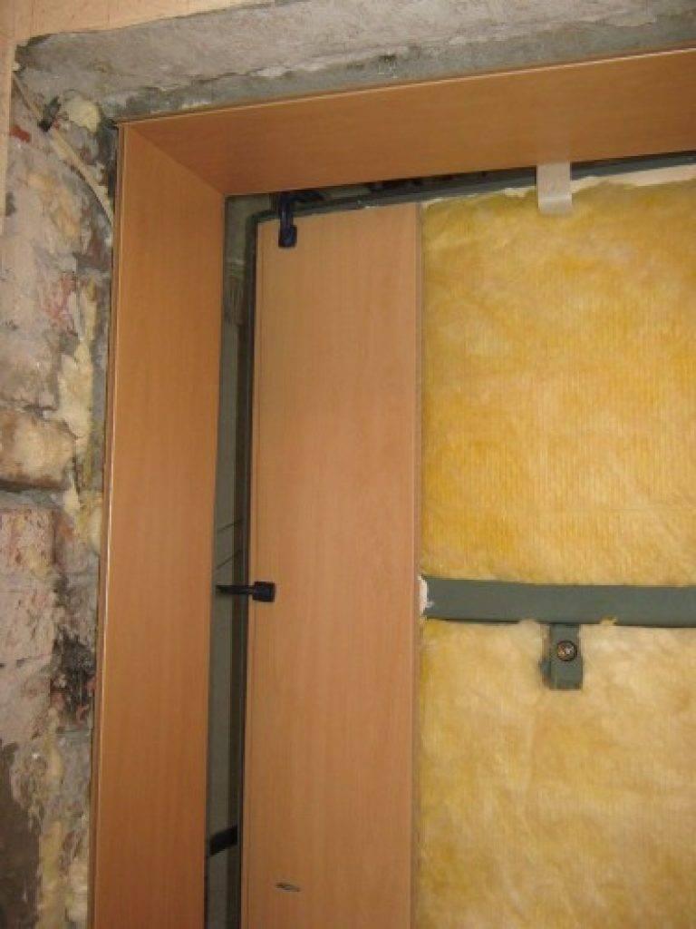 Металлические двери своими руками: материалы и технология | двери дома
