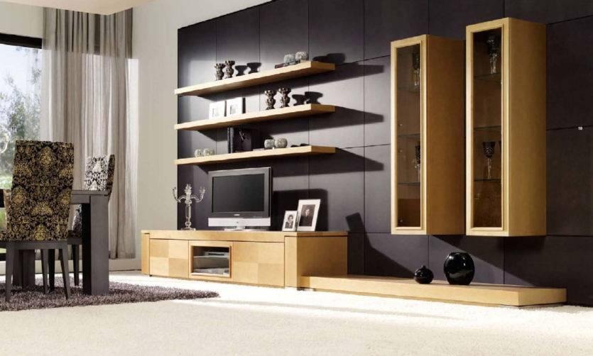 Барная стойка в гостиной: модные новинки (100 фото) - дизайн интерьера