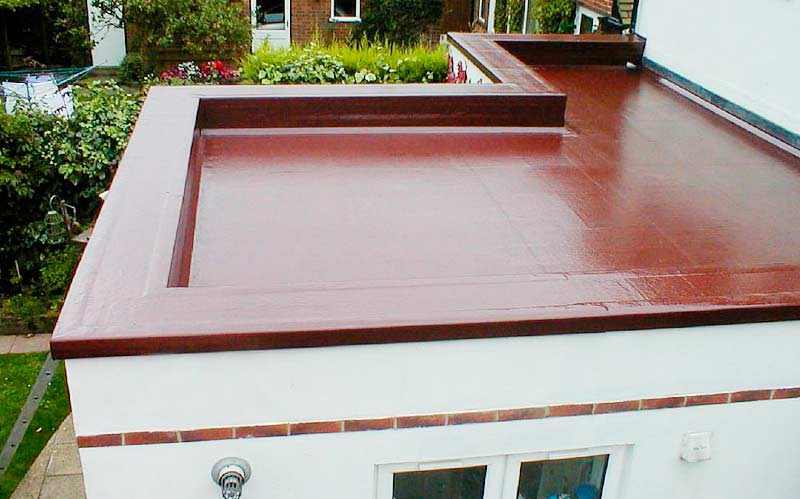 Плоская крыша по деревянным балкам: устройство, схемы, советы мастера