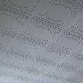 Пенопластовые плиты на потолок - виды, порядок отделки