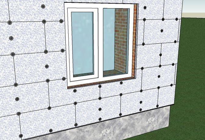 Утепление дома снаружи минватой под сайдинг: отделка деревянных или кирпичных стен, видео и фото
