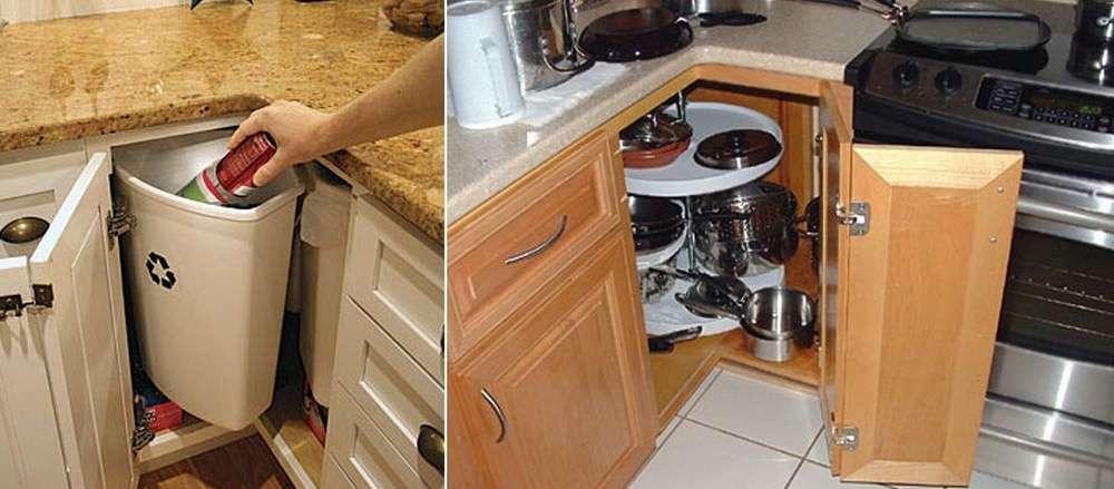 Делаем угловой шкаф своими руками: от проекта до результата
