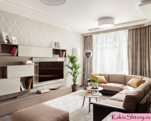 Как подобрать интерьер по сочетанию цвета штор с обоями и мебелью?