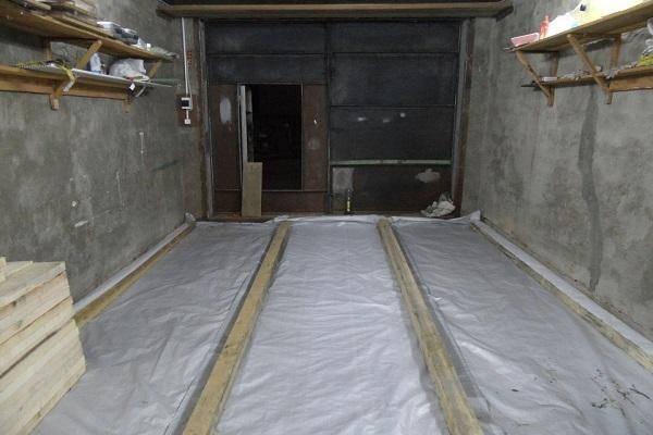 Гидроизоляция смотровой ямы в гараже: как сделать своими руками, выбор материалов