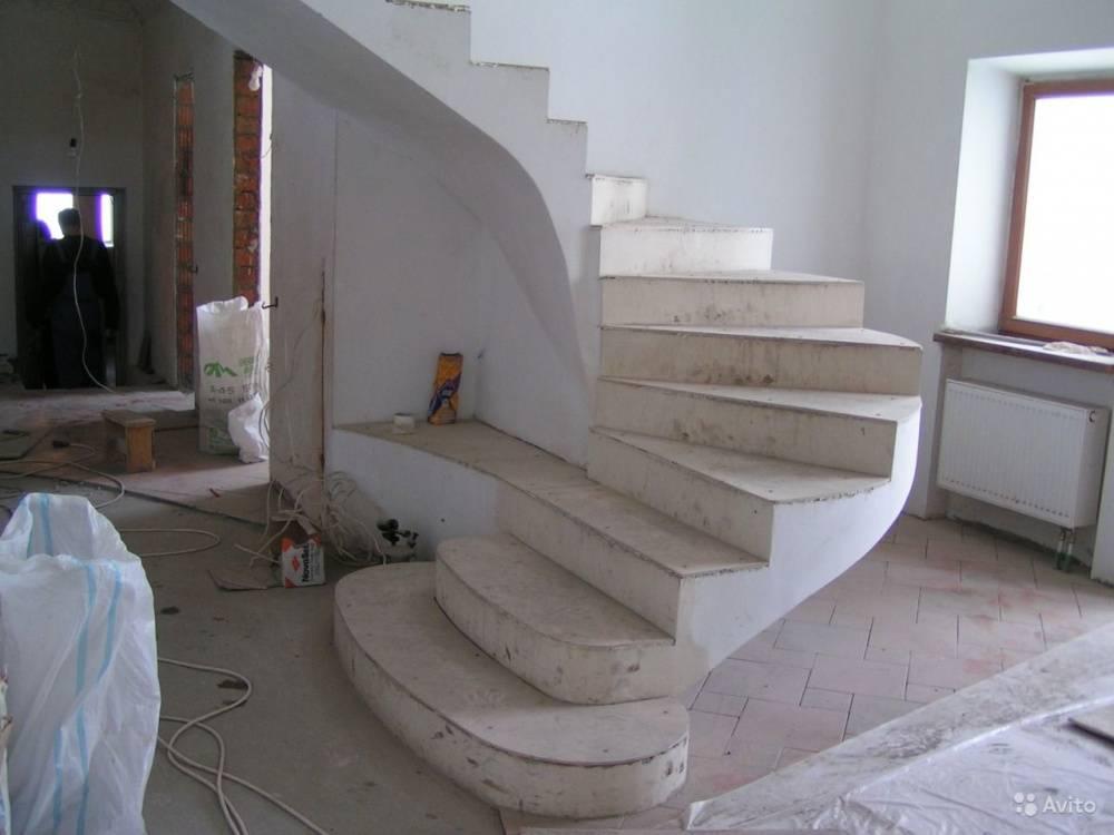 Армирование монолитной бетонной лестницы своими руками: схемы для разных конструкций, пошаговая инструкция