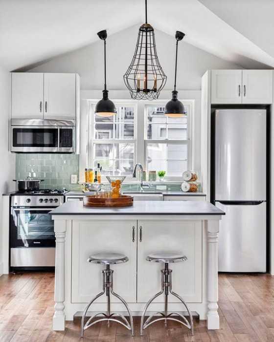 Как сделать кухонный остров своими руками, фото и примеры