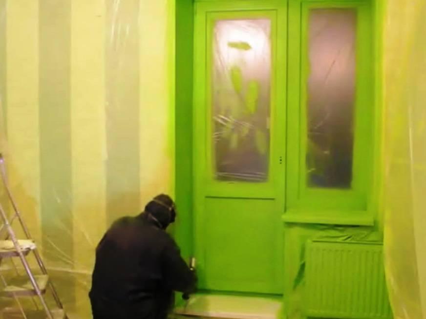 Чем покрасить пвх: выбор и правила покраски
