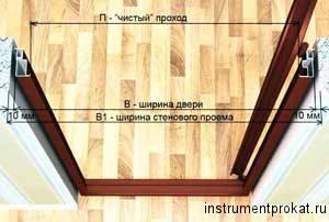 Какой инструмент нужен для установки межкомнатных дверей (фото, видео)
