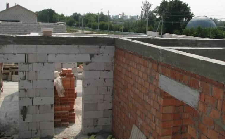 Деревянные перекрытия между этажами в кирпичном доме - всё о строительстве дома
