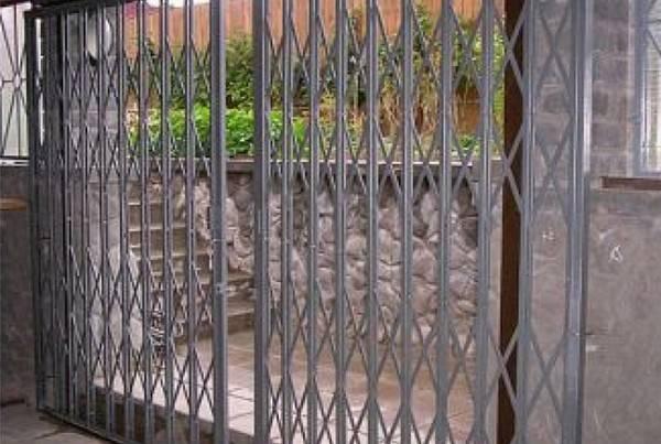 Металлические решетчатые двери - купить в одинцово по цене от 8000 руб.