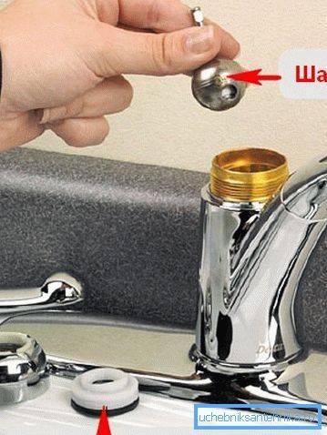 Однорычажный смеситель: ремонт крана с одной ручкой, как разобрать и отремонтировать шаровый вариант, устройство универсального аппарата