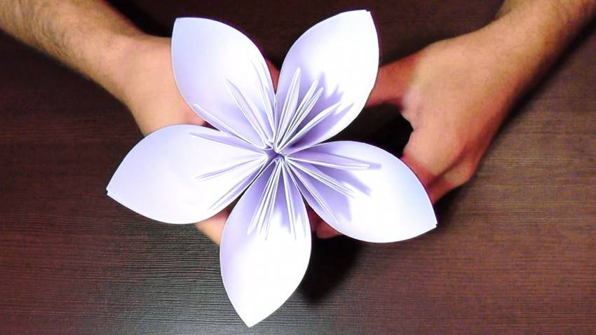 Цветы из ткани своими руками: пошаговый мастер класс на фото