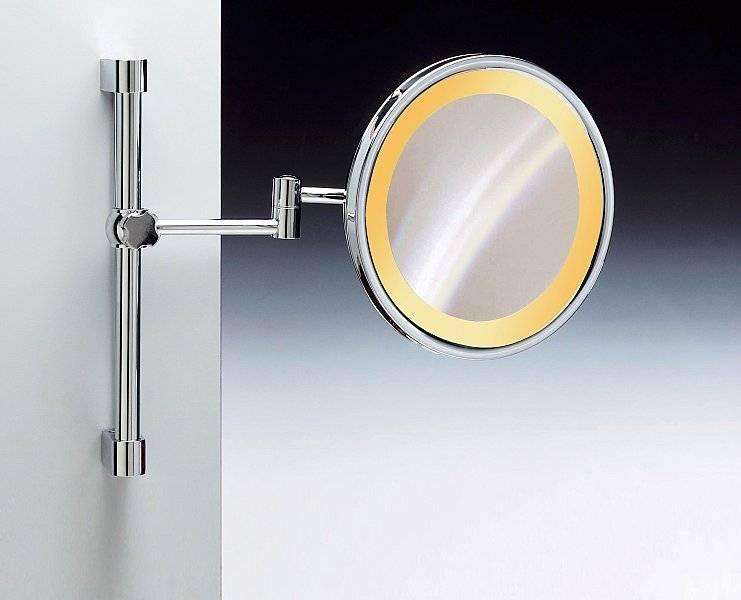 Как выбрать увеличительное зеркало с подсветкой?
