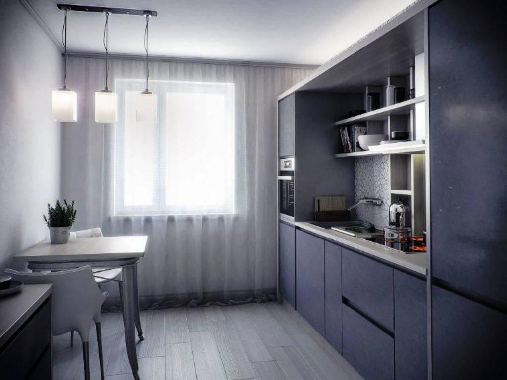 Дизайн кухни 9 кв. м с диваном (36 фото): планировка помещения и расстановка мебели. особенности интерьера кухни 9 квадратных метров