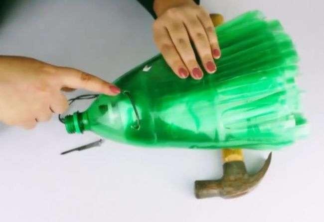 Поделки из бутылок пластиковых (23 лучшие новые схемы)  