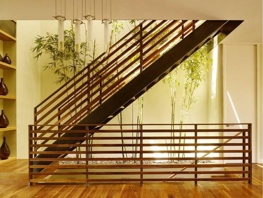 Бамбуковые обои в интерьере - обои для стен