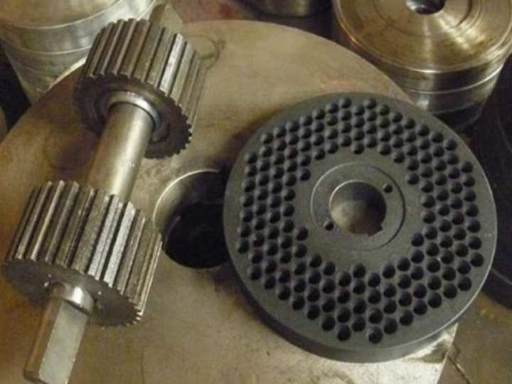 Пеллеты: как сделать своими руками, схема сборки гранулятора, изготовления топлива и его хранение