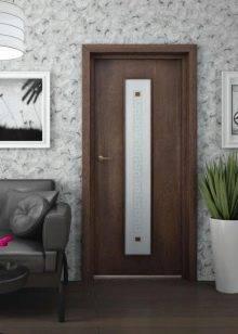 Ламинированные двери: плюсы и минусы конструкции