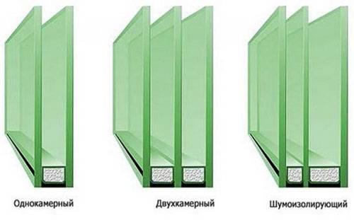 Какие стеклопакеты лучше: одно-, двух- или трехкамерные