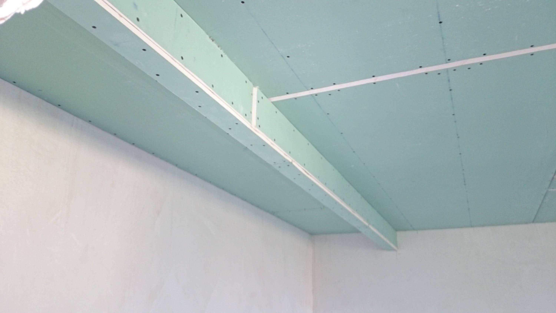 Сборка и установка каркаса для гипсокартонного потолка