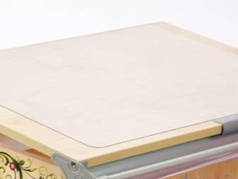 Прозрачная пленка на стол «мягкое стекло» — современное решение