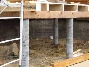 Столбчатый фундамент своими руками - пошаговая инструкция, как сделать фундаментные столбики, видео