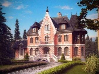 Русские дома: особенности стиля и строительства, проекты усадьбы, из камня и типичный терем из бревна