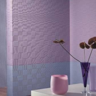Использование стеклохолста для укрепления стены перед покраской