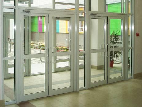 Инструкция по регулировке алюминиевых дверей самостоятельно