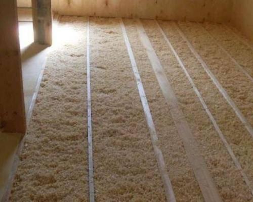 Чердачное перекрытие дома – устройство, конструкция и монтаж