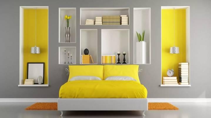 Дизайн однокомнатной квартиры с нишей