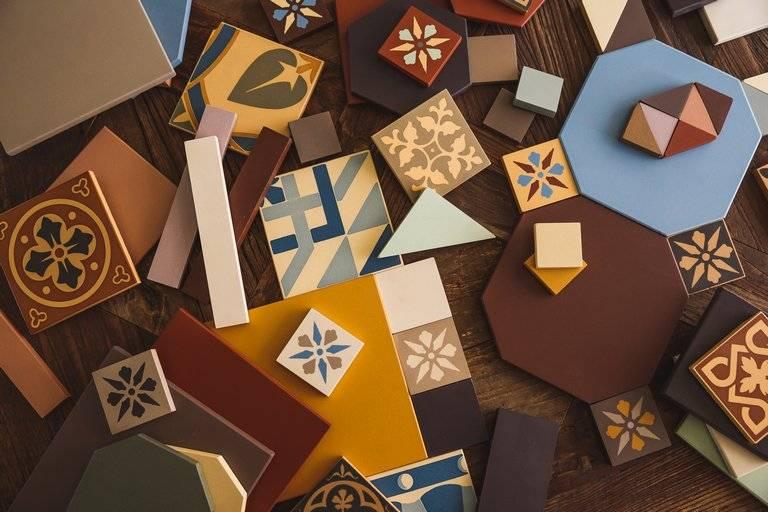 Метлахская плитка: характеристики и тонкости укладки