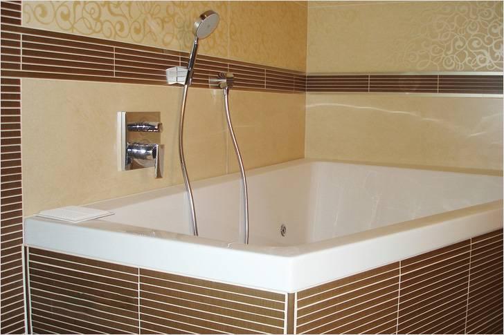 Последовательность ремонта в ванной комнате