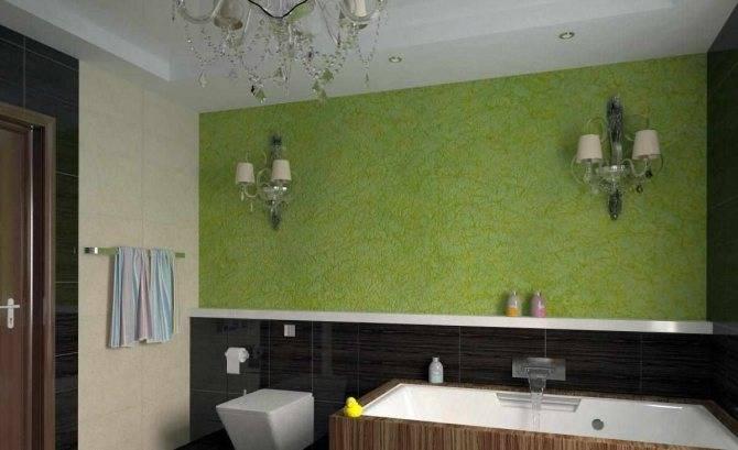 Декоративная штукатурка для ванной комнаты (56 фото): влагостойкая венецианская и другие виды для внутренней отделки стен, варианты дизайна