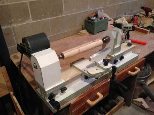 Токарная обработка дерева — деревообработка на токарном станке